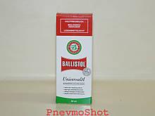 Масло Clever Ballistol 50 ml (стекло)