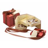 Шоколад в коробках с логотипом