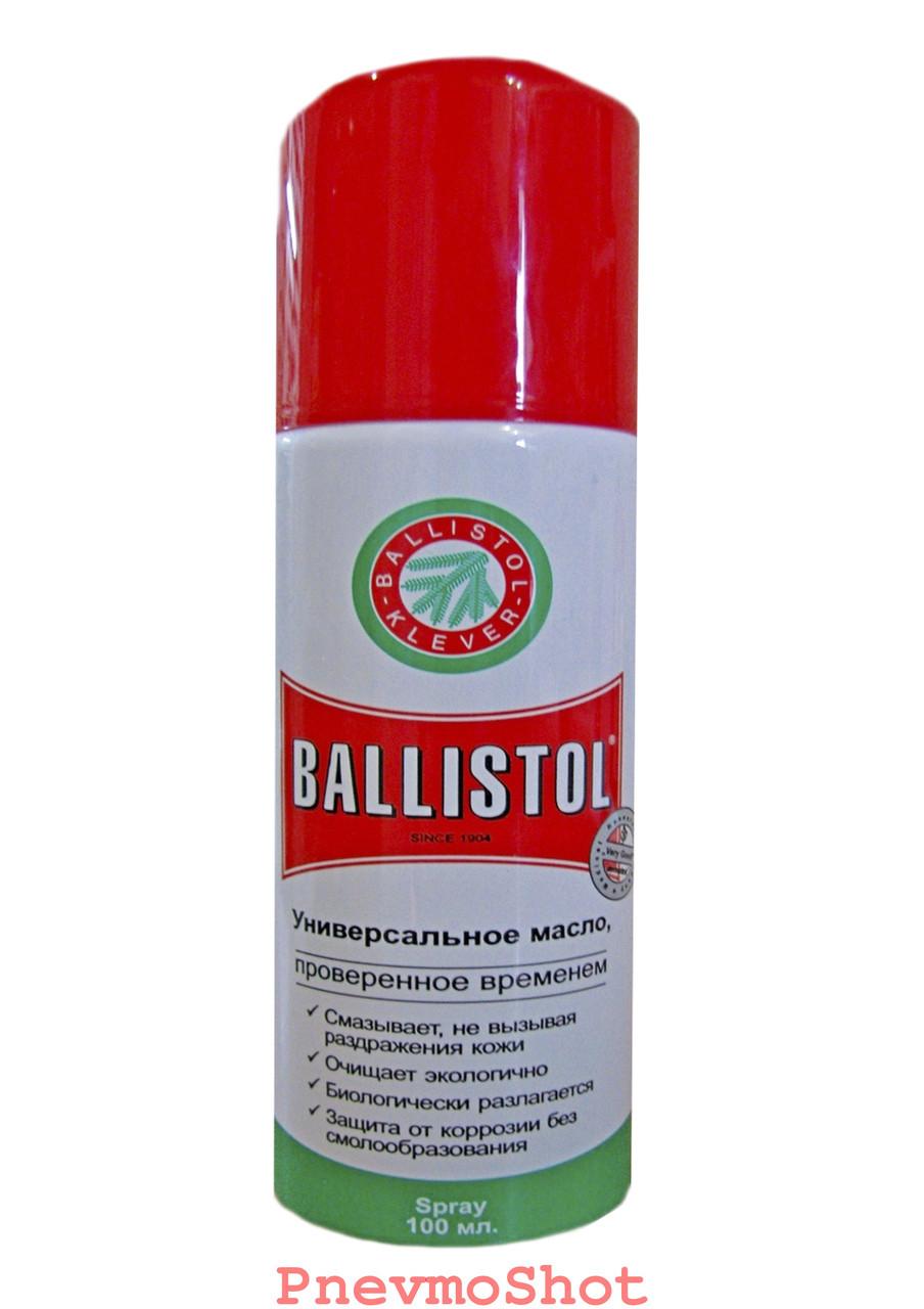 Масло Clever Ballistol 100 ml (спрей)