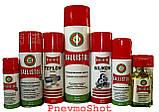 Масло Clever Ballistol 100 ml (спрей), фото 2