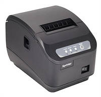 Чековый принтер Xprinter XP-Q200II 80мм LAN интерфейс с автообрезкой