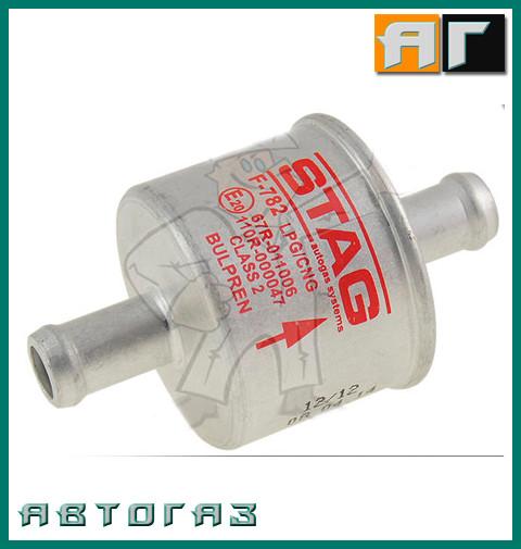 Фильтр паровой фазы ГБО STAG bulpren 2x12
