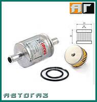 Копмлект фильтров паровой фазы ГБО Certools FLS 2x12, Tomasetto жидкой фазы + уплотнительные кольца
