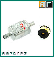Комплект фильтров летучей фазы ГБО Certools FLS 2x12 + Valtek фильтр жидкой фазы