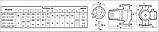 Циркуляционный насос Sprut GPD 9–35–600 с ответными фланцами, фото 2