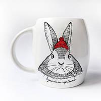 """Сувенирная чашка """"Кролик"""""""