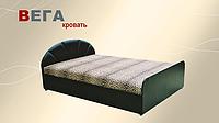 Кровать Вега  (спальное место 1,2м х 2, 0м)