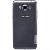 TPU чехол Nillkin для Samsung Galaxy Grand Prime G530 / G531H белый