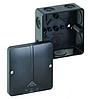 Розподільча коробка, вуличне встановлення, чорна Abox-i 040 - L/sw