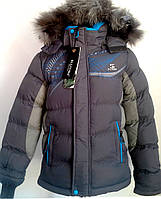 Зимняя куртка для мальчика. А15