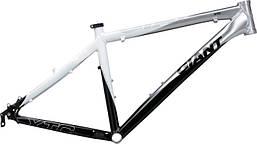 Рама Giant XTC, чёрная/серая, белая, M/18 (GT)