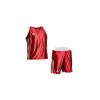 S, M. Боксерская форма Adidas Starpak (красная)