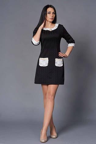 Платье с кружевными отделками, фото 2