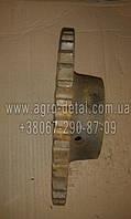 Шестерня масляная 75.37.128-1А  тракторной коробки перемены передач КПП трактора Т 74 ХТЗ, фото 1