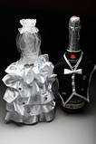 Костюмчики на 2 бутылки шампанского ассорти, фото 4