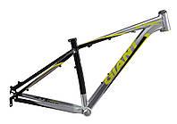 Рама Giant XTC 29'er, чёрная/серая/жёлтая, M/18 (GT)