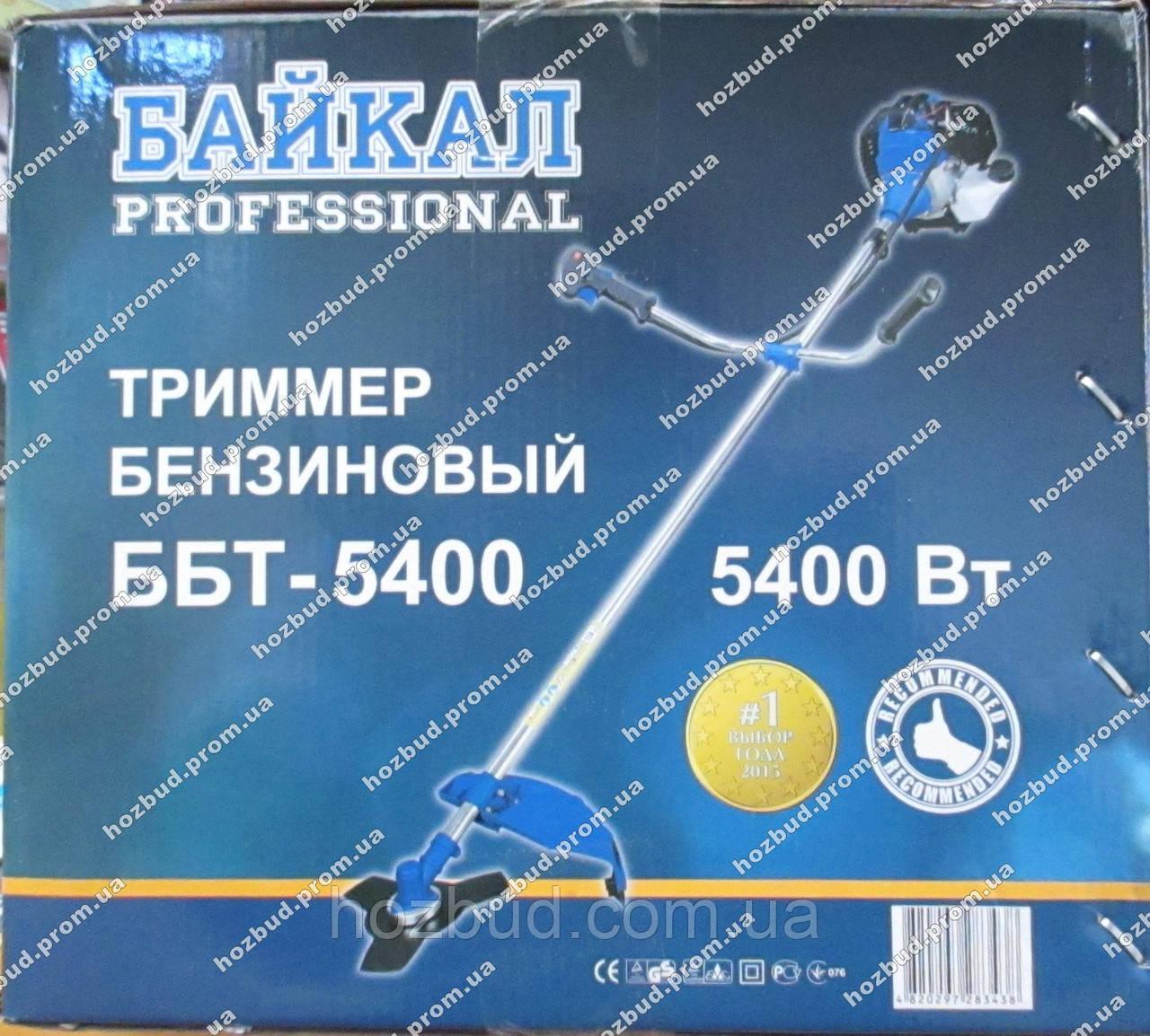 Бензокоса Байкал ББТ-5400