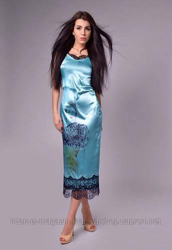 Женское стильное платье в разных расцветках