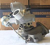 Турбокомпрессор ТКР GT1749V Автомобиль KIA Sportage 2.5 TD / KIA Pregio 2.5 TCI Двигатель: D4BH 4D56TCi