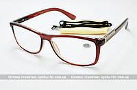 Очки для зрения с диоптриями (+) РМЦ 62-64. OPTICS 2180-08