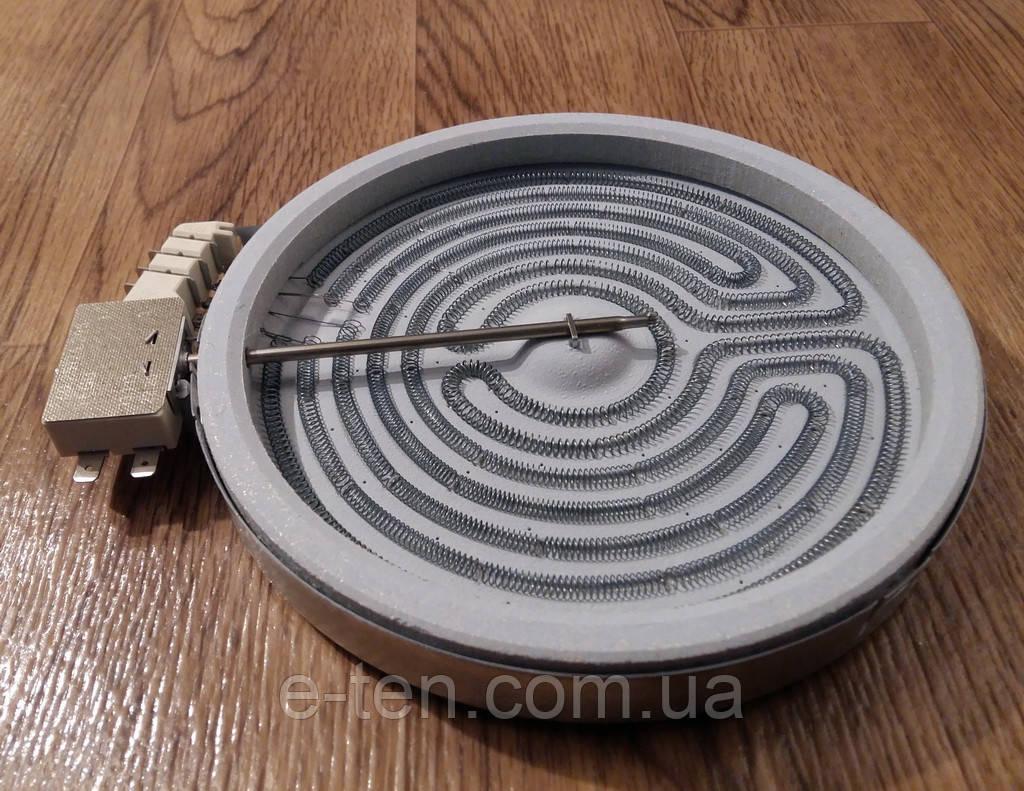Электроконфорка EGOnomic - Ø180мм / 1700W / 230V для стеклокерамических поверхностей        EGO, Германия