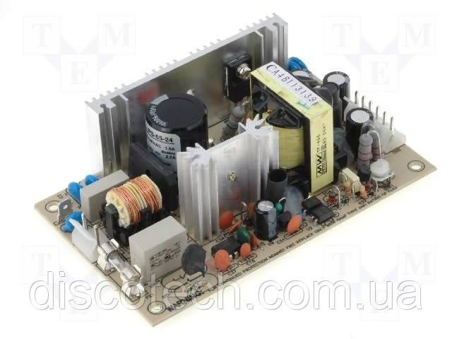 Блок питания 24V/ 65W 2,7A IP20 PS-65-24 Mean Well