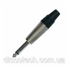 Коннектор джек 6,3 моно BIG GCD001/N