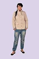 Модная молодежная женская куртка