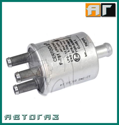 Фильтр летучей фазы ГБО Certools F-781 12/3Х8мм. Бумага