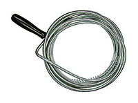 Трос сантехнический для прочистки труб (Укр.2,5 м)