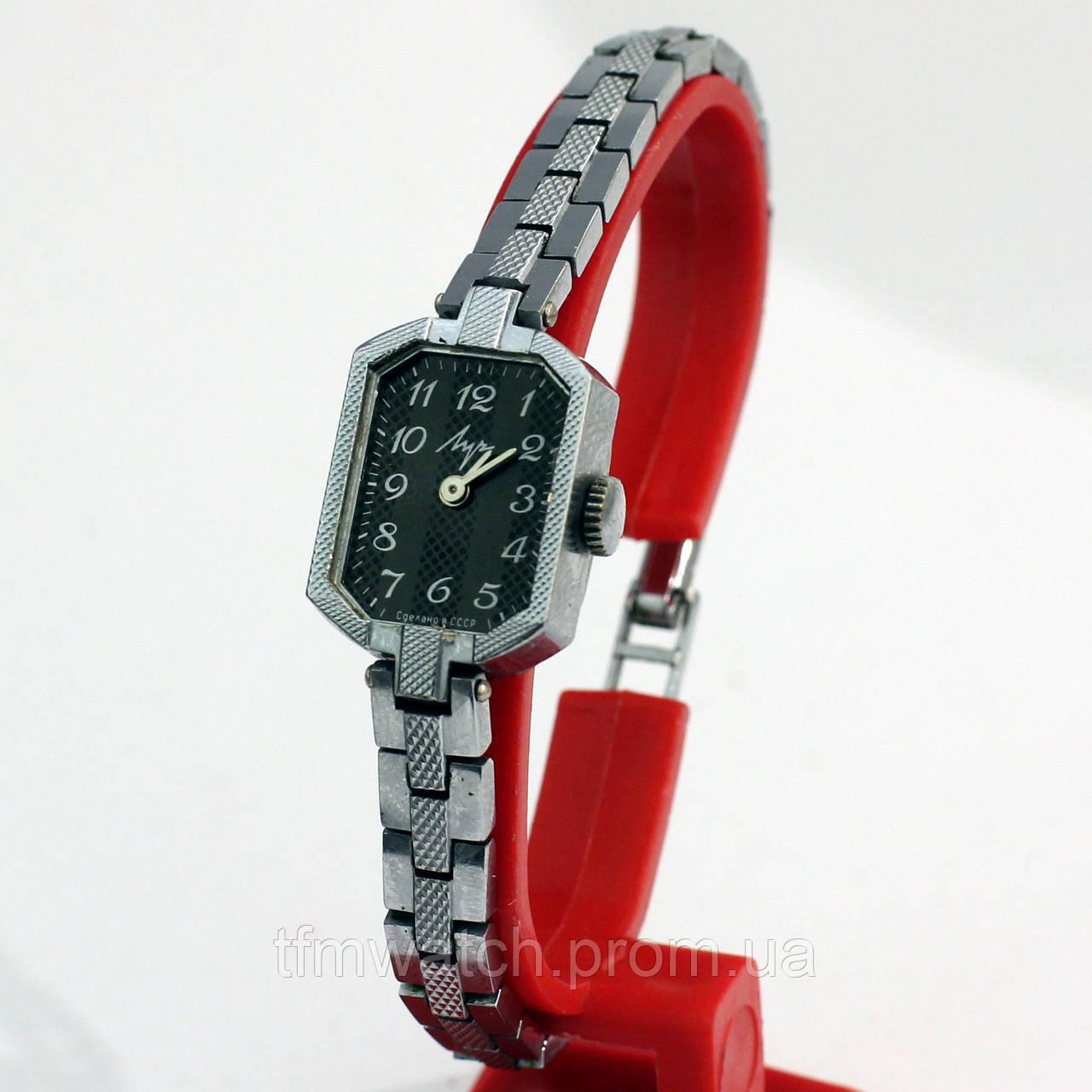 Советские часы Луч женские на браслете