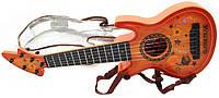 Детская гитара со струнами 6813В4