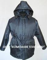"""Куртка рабочая утеплення """"Еко"""" с капюшоном., фото 1"""