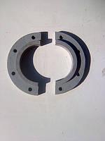 Хомут ведущего колеса чертеж 1080.33.23-1 (Запчасти к экскаваторам ЭКГ-5)