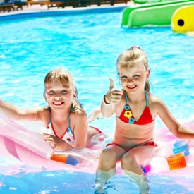 Детские плавки и купальники