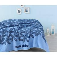 Покрывало Marie Сlaire - Bow голубое полуторного размера