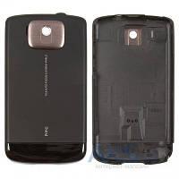 Задняя часть корпуса (крышка аккумулятора) HTC T8282 Touch HD Original Black