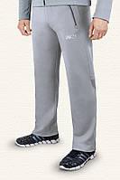 Светло серые брюки мужские спортивные 46 р
