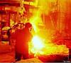 """""""Донецксталь"""" построила электросталеплавильную печь на 88%"""
