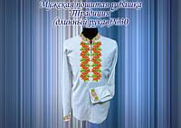 Пошитая мужская сорочка Традиция 30