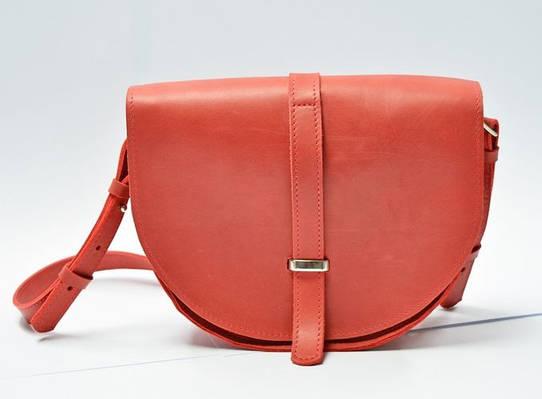 Роскошная женская сумка из натуральной кожи GBAGS B.0010-ALI красный