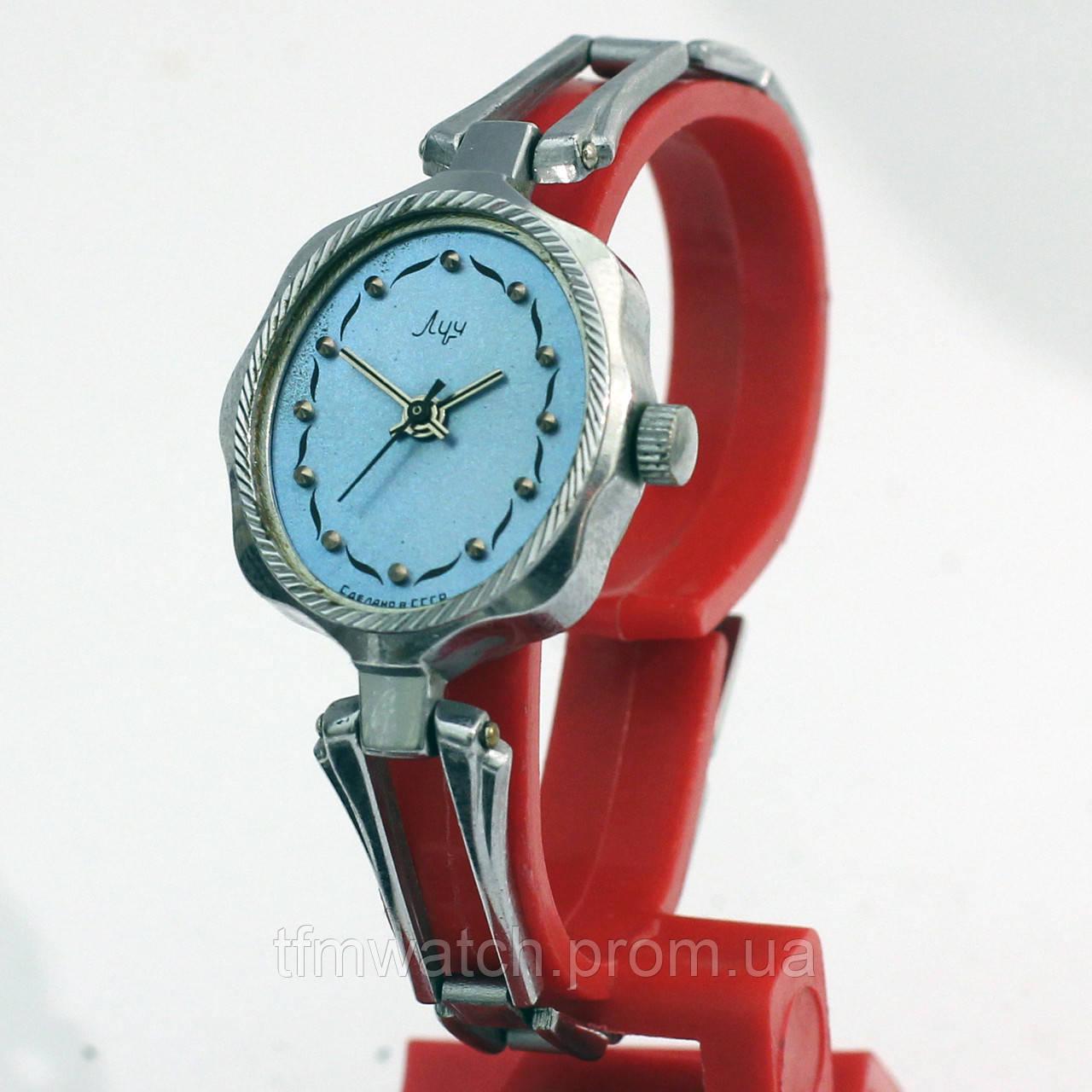 Женские наручные часы Луч СССР