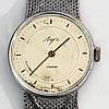Советские часы Луч на металлическом браслете