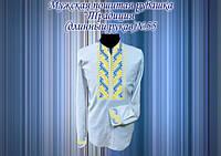 Пошитая мужская сорочка Традиция 55