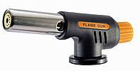 Портативная газовая горелка с пьезоподжигом Flame Gun 807