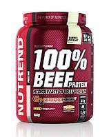 Гидролизат говяжьего протеина Nutrend 100% BEEF Protein 900g