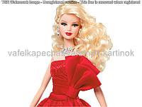 Вафельная картинка Барби А4