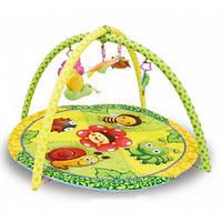 Детский игровой развивающий коврик  Bertoni Garden