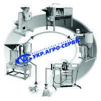 Оборудование для производства круп и муки