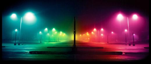 Уличное освещение на светодиодных лампах